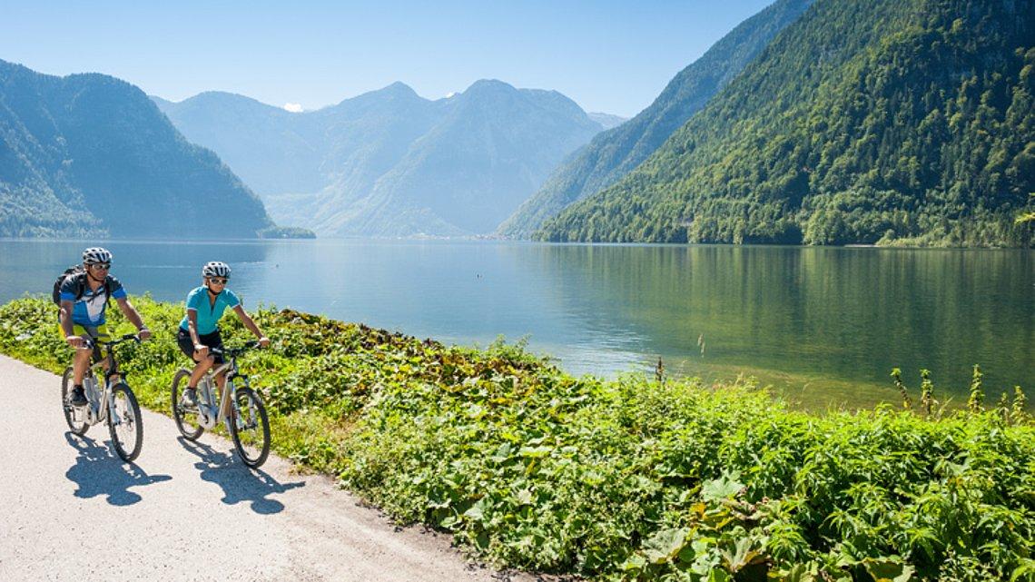 Salzkammergut Cycle Trail Hallstatt Dachstein