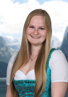 On this picture you can see the member of the team from the holiday region Dachstein Salzkammergut, Julia Rabl